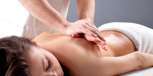 Massage treatment aurora